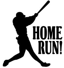 Home run met coaching