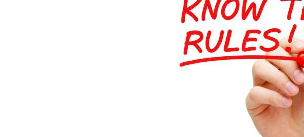 Basisregels voor een goede website